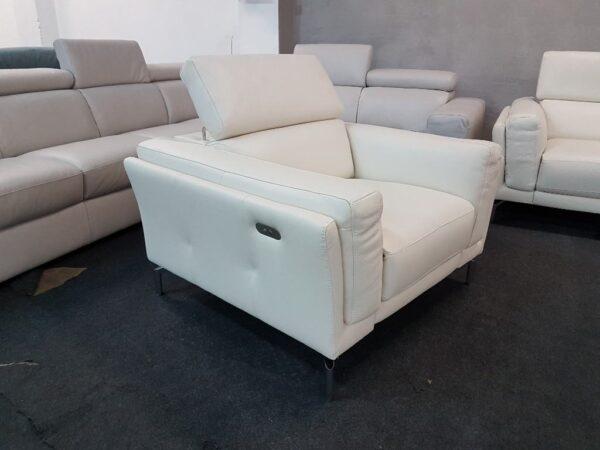 Softaly U 239 bőr fotel