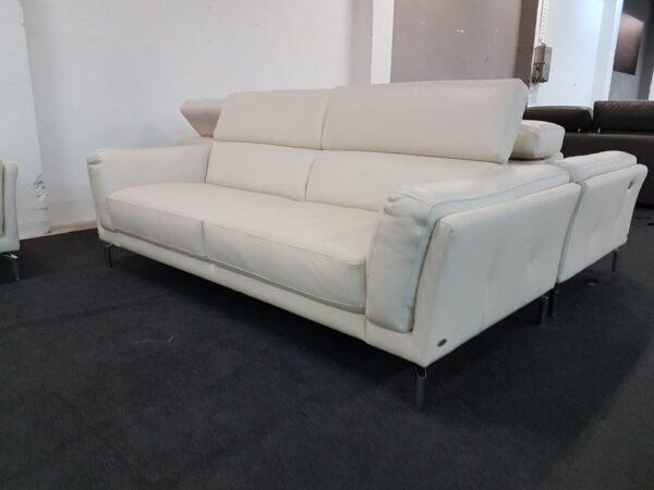 Softaly U 239 bőr kanapé