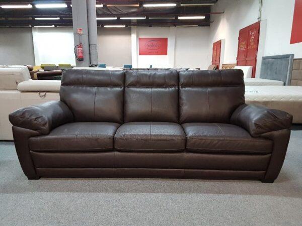 Softaly bőr kanapé (U 074)