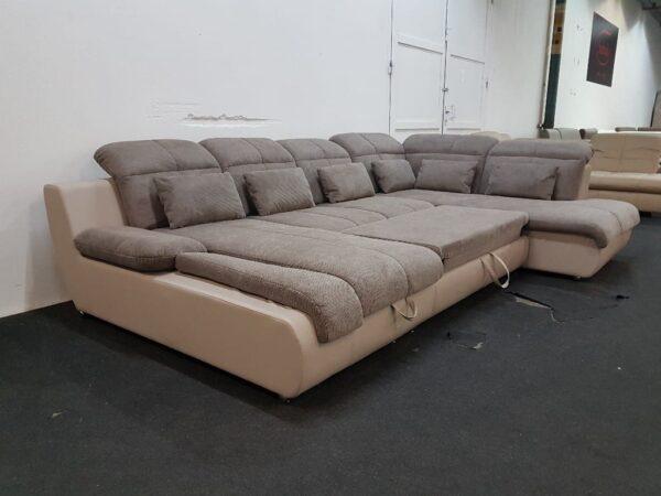 Ágyazható ülőgarnitúra STAR - Cotta Multi
