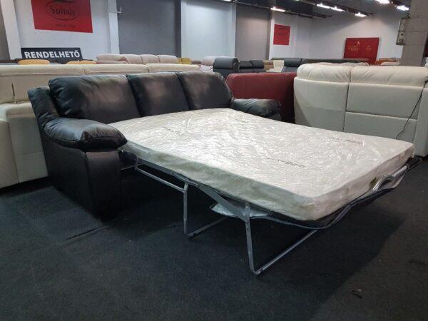 Ágyazható kanapé - Bőr ülőgarnitúra Softaly 092