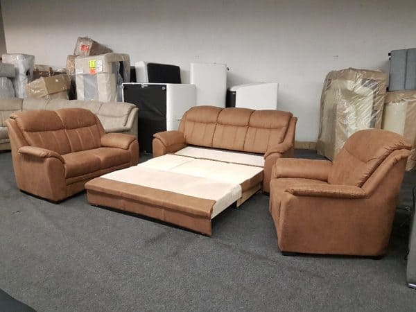 3-2-1 ülőgarnitúra TORINO ágyazható kanapé