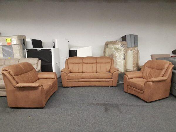 3+2+1 ülőgarnitúra TORINO kinyitható kanapé