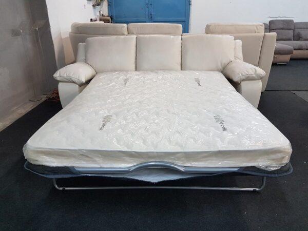 Kinyitható kanapé SOFTALY 092 Bőr kanapé