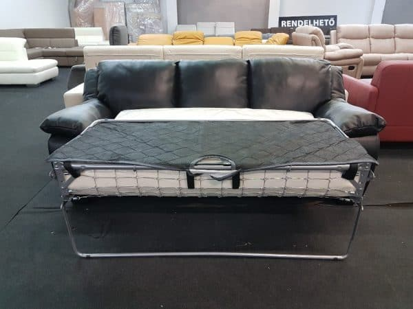 Kinyitható kanapé - Softaly 092 bőr kanapé
