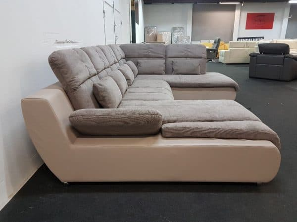 Modern ülőgarnitúra STAR U alakú kanapé (Multi)