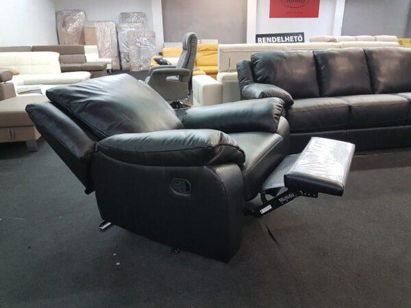 Relax bőr fotel SOFTALY U 092