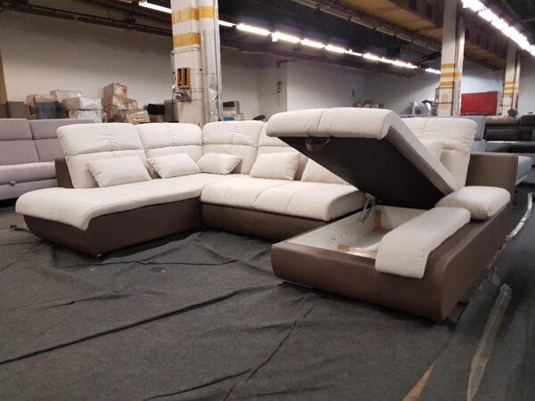 STAR ágyneműtartós, ágyazható ülőgarnitúra
