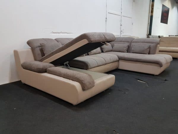 STAR ágyneműtartós, ágyazható ülőgarnitúra (Multi)