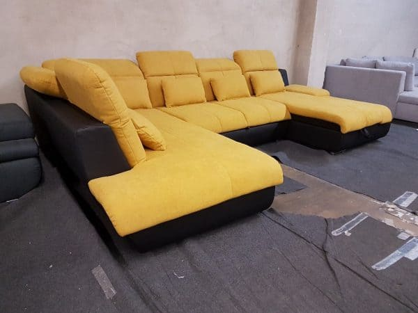 STAR ülőgarnitúra sárga - Multi