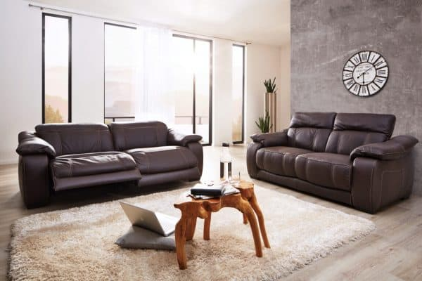 Softaly U076 relax bőr ülőgarnitúra 3-2-1 Natuzzi