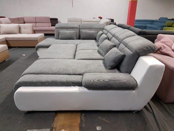 Star ágyazható ülőgarnitúra (Cotta Multi) U kanapé