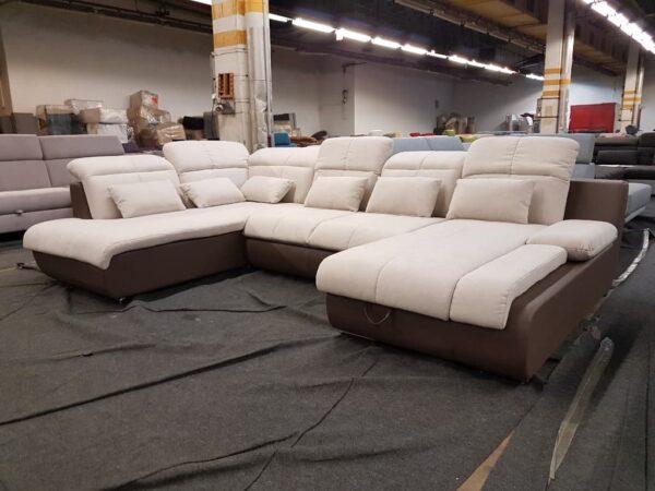 Star ülőgarnitúra - Multi U alakú kanapé