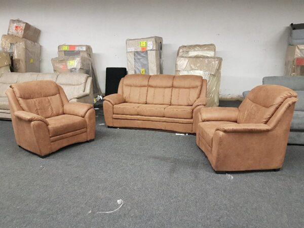 TORINO 3-1-1 ülőgarnitúra - Ágyazható kanapé