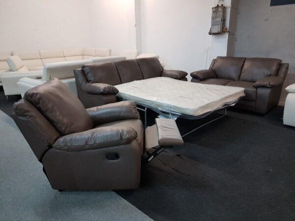 Ágyazható kanapé és Relax fotel - SOFTALY U 092