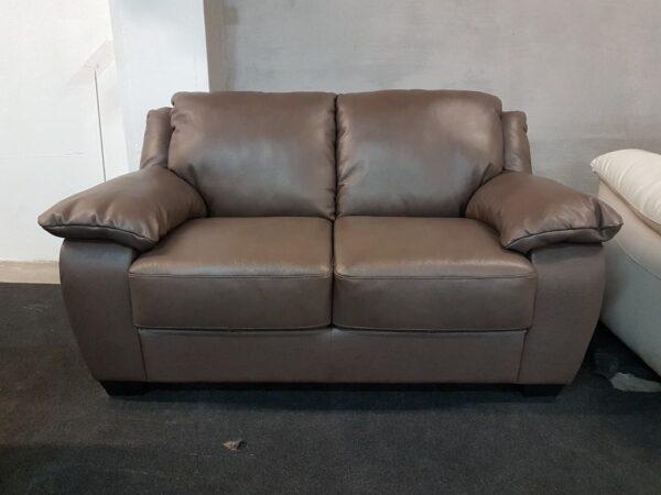 2 személyes bőr kanapé SOFTALY U 092