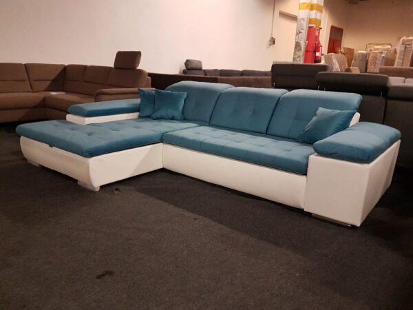 Style sarok kanapé 2
