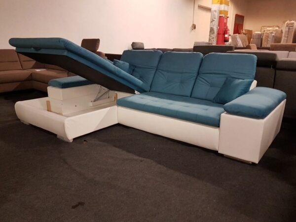 Style sarok kanapé 3
