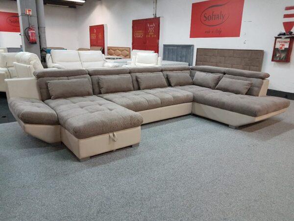 Eternity ülőgarnitúra - U alakú kanapé