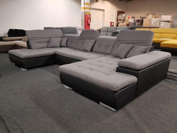STYLE ülőgarnitúra, U alakú kanapé