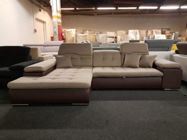 Style sarok kanapé fejtámla funkció