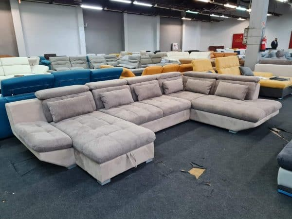Park U alakú ülőgarnitúra - Cotta Eternity kanapé