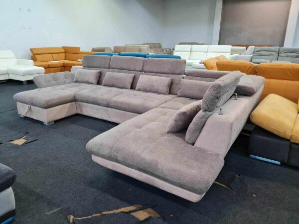 Park U alakú kanapé Cotta Eternity ülőgarnitúra