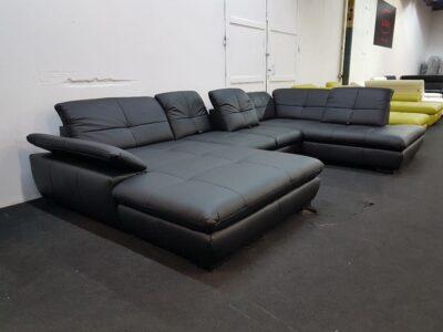 Bőr ülőgarnitúra - Alina 7520 - ada bőr kanapé