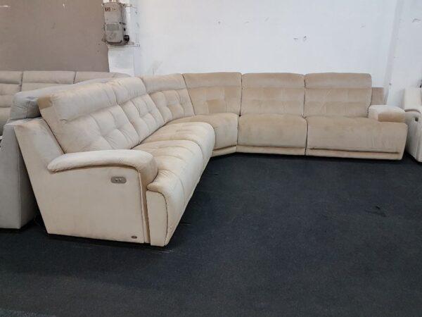 Relax ülőgarnitúra Softaly 108 relax kanapé sarok