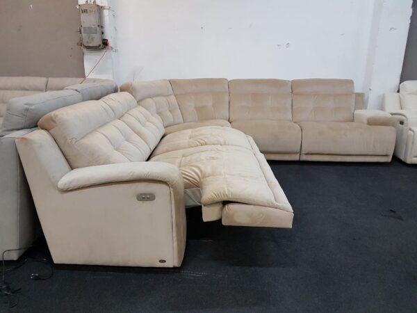 Relax kanapé - Softaly 108 relax ülőgarnitúra