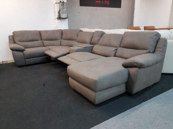Softaly 214 ülőgarnitúra motoros relax funkcióval