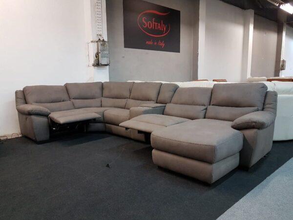Softaly 214 relax U alakú ülőgarnitúra