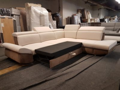 Ágyazható ülőgarnitúra Corina - Kanizsa, Andante