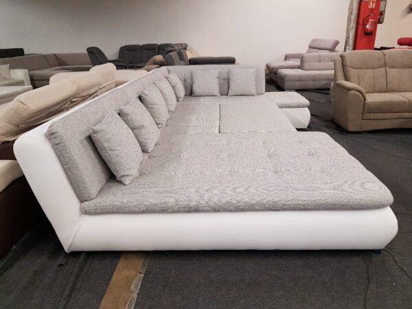 Ágyazható ülőgarnitúra POOI kanapé
