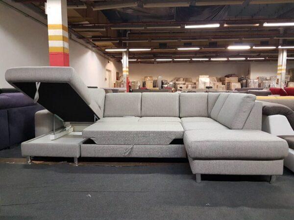 Ágyneműtartós, ágyazható ülőgarnitúra - Madison