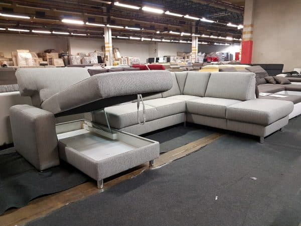 Ágyneműtartós ülőgarnitúra - Kanizsa Trend Madison