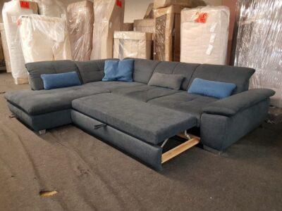 Ülőgarnitúra ágyazható ALINA 7520 ADA kanapé