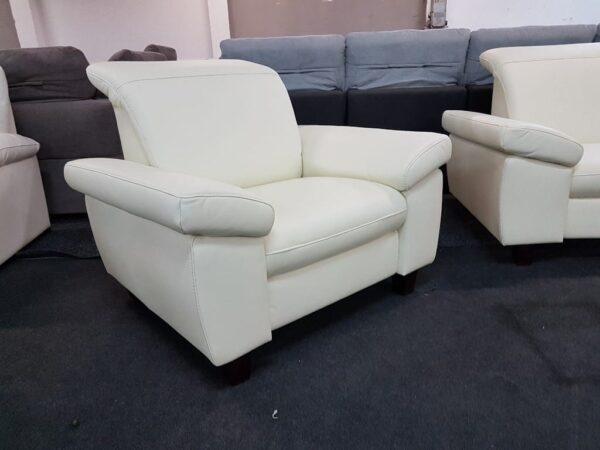 ARMONIA bőr fotel