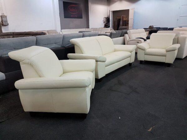 ARMONIA bőr kanapé 3+1+1 akciós bőr ülőgarnitúra