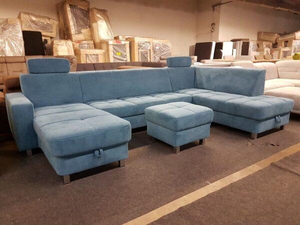 Ada ülőgarnitúra - Alina 7433 U alakú kanapé