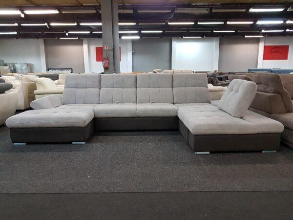 Modern U alakú kanapé - FELINO ülőgarnitúra