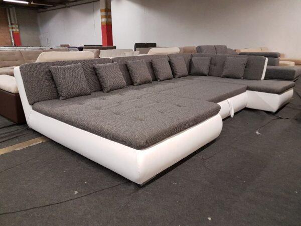 POOI ágyazható ülőgarnitúra U alakí kanapé akciós