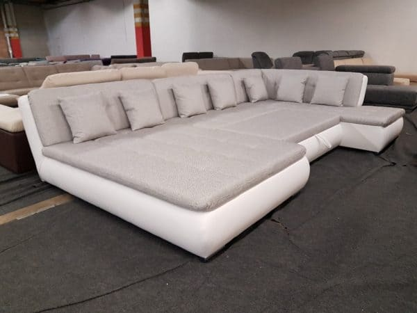 POOI ágyazható ülőgarnitúra - U alakú kanapé