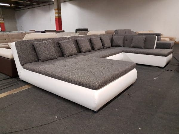 POOI ülőgarnitúra U alakú kanapé