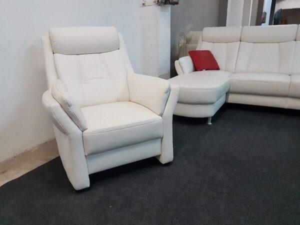 Sardinien bőr fotel