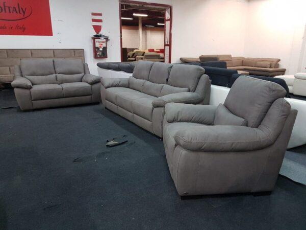 3-2-1 ülőgarnitúra - Softaly 214 relax kanapé