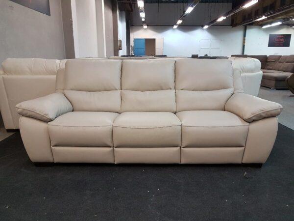 Bőr kanapé - Softaly 214 relax ülőgarnitúra
