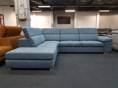 Modern ülőgarnitúra - Malaga sarokgarnitúra