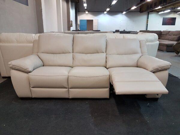 Prémium bőr kanapé - Softaly 214 relax kanapé