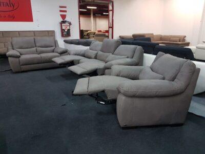 Relax ülőgarnitúra - Softaly 214 prémium kanapé